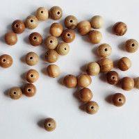 Бусины абрикос 14 мм