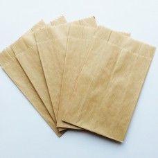 Плоские крафт-пакеты