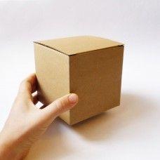 Крафт-коробки для подарков