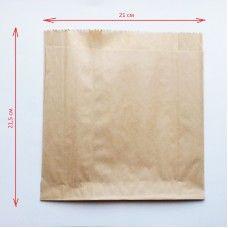Крафт-пакет квадратный