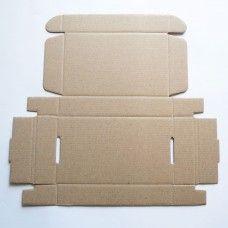 Средняя крафт коробка