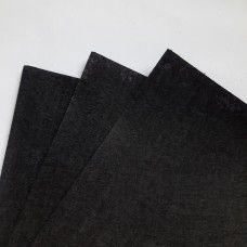 Фетр черный 1 мм