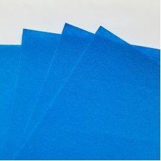 Фетр голубой 1 мм