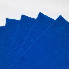 Фетр синий 1 мм