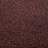 Фетр темно коричневый 1 мм