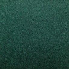 Фетр темно зеленый 1 мм